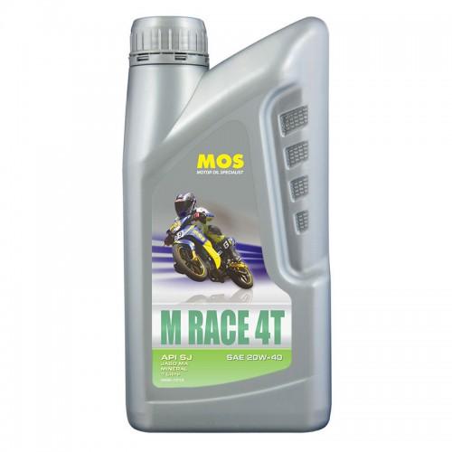 M RACE 4T SAE 20W-40