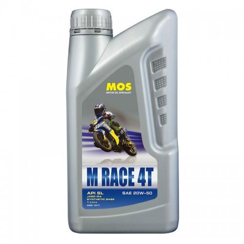 M RACE 4T SAE 20W-50