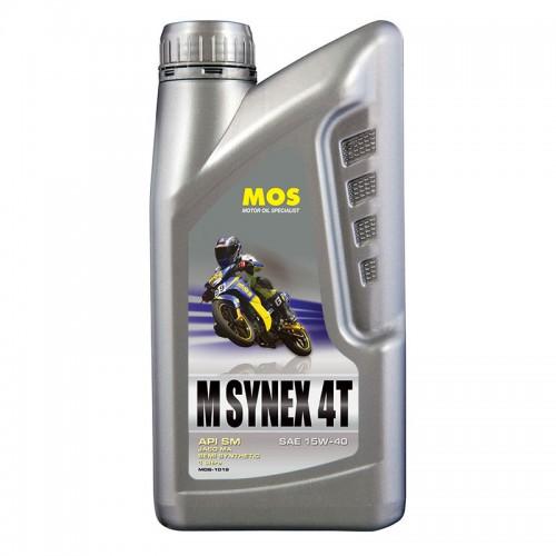 M SYNEX 4T SAE 15W-40